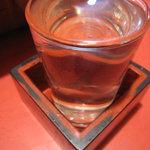 7190948 - 日本酒(コップ) 500円