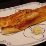 まき村 - 羽田沖穴子の炙り寿司