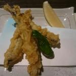 華蓮 - きびなごの天ぷら