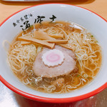71903518 - 醤油らー麺 \750