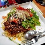 中華麺食堂かなみ屋 - 料理写真:炸醤麺 冷製仕立て