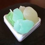 會津 豊玉 - しぶき氷