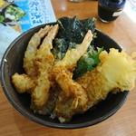 Mutenkurazushi - すしやの天丼399円