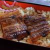 うな源 - 料理写真:これは『うな源』というお店の、うな重(梅)1663円。 あべのハルカスの地下食料品売り場に 今年4月オープンしたお店なんだよ。