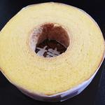 バウムクーヘン工房 はちや - 料理写真:はちやバウム(1250円)