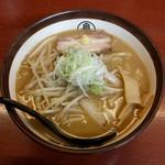 真武咲弥 - 炙り味噌ラーメン(780円)