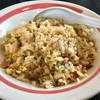 幸楽苑 - 料理写真:私がセットで頼んだ「半チャーハン」なのに、なぜか長男に配膳…(ㅎ.ㅎ)