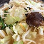 71906437 - 野菜も麺もたっぷり〜♫
