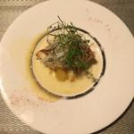 コッソリ - 真鯛のポワレ