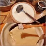 埼玉を味わう居酒屋 煉 - 大吟醸豆腐