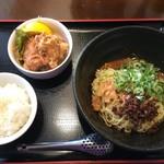 たんびに亭 - 汁なし坦々麺