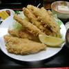 Ootayashokudou - 料理写真:ししゃもフライ定食