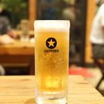 味一 - ☆生ビール 480円