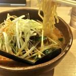 71913814 - 信州味噌タンタン麺