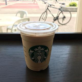 スターバックスコーヒー CIAL桜木町店 - コーヒーフラペチーノ。 税込453円。 美味し。