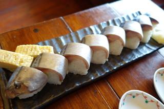 丼屋 七兵衛 - 極上さば寿司