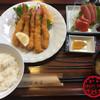 味処むら喜 - 料理写真:エビフライ定食