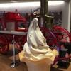 ヤマサ醤油 工場見学センター売店 - 料理写真:しょうゆソフトクリーム