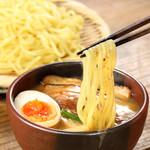 宮崎県日南市 塚田農場 - 濃厚白湯スープのつけ麺