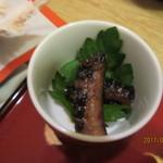 明石の旬を味わう ぜんさく - 煮物