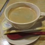 明石の旬を味わう ぜんさく - ホットコーヒー
