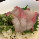 彩食堂 - 今日の魚は『かんぱち』でした。