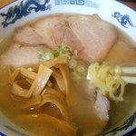 ラーメン秀来 - 天塩チャーシュー麺