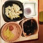 和心庭 一蔵 - 選べる950円ランチ副菜セット
