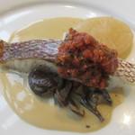 パッソ デル マーレ - 魚料理
