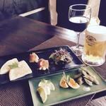 京都 れとろ洋食 LOCAVO - 乾杯セット