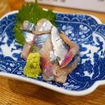 大衆酒場ゑい司 - 料理写真:秋刀魚造り