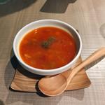 ザファームカフェ - 季節のスープ
