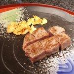 ステーキ円山 - 道産和牛フィレ