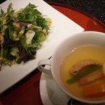 ステーキ円山 - 冬野菜のポトフ