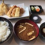71931532 - 昼のおまかせ定食\950(17-08)