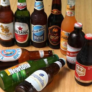 世界各国のビール