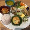 ルシッカ - 料理写真:たっぷり野菜のデリごはん