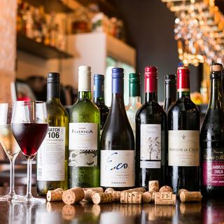 今夜はワインでもどうですか?