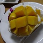 パティスリー タク - 料理写真:マンゴータルト