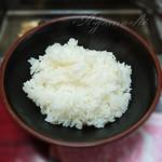 焼肉の幸加園 - ごはん(大)