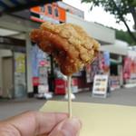 からから家 - 料理写真:からカリ(もも肉)(130円)