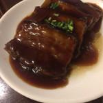 本格中華食べ放題 天香府 - 豚の角煮