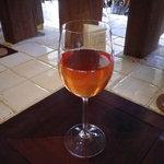ガーデン&クラフツ カフェ - グラスワイン