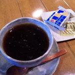 不曹庵 - コーヒー