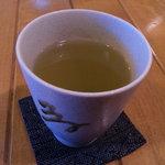 不曹庵 - お茶です
