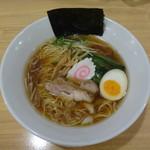 喜粋 - 薄口醤油拉麺