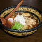 壱麺 - 料理写真:山形名物 冷やしらーめん 690円