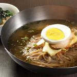■冷麺(又は温メン)定食