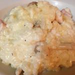食ん菜 - クリームチーズリゾット