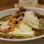 若草カレー本舗 - カレーラーメン780円